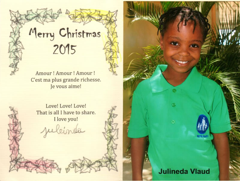 """Gli auguri di Natale dei nostri """"piccoli"""""""